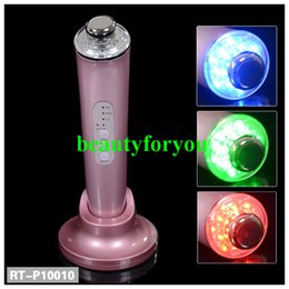 Más nuevo Fotón Rejuvenecimiento Belleza Fotón LED 3MHZ Ultrasonido Ultrasónico Fotón LED Terapia de la piel Máquina de belleza para el hogar desde fabricantes