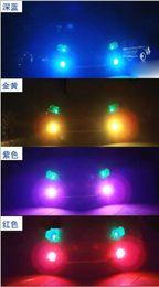 "Wholesale Tail Light Carbon Film - Retail beautiful 12"" x 40"" 30CMX100CM Auto Flash point Car Sticker Smoke Fog Light HeadLight Taillight Tint Vinyl Film Sheet AAA"