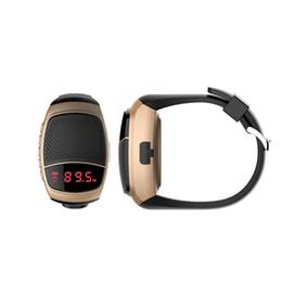 Wholesale Usb Speaker Dock - NEW B90 Mini Bluetooth Speaker Smart Watch Speaker Wireless Subwoofers Speaker With Screen Support TF FM USB