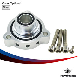 Wholesale Mini Cooper Valves - PQY RACING-Free shipping-Blow Off valve Adaptor For BMW Mini Cooper S Turbo BOV adapter PQY5749