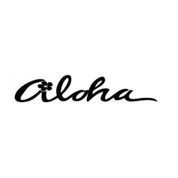 Disegno dell'autoadesivo della decalcomania del corpo dell'automobile online-Nuovo Design Aloha Hawaii Stile Elegante Car Styling Decal Cool Car Body Adesivi Auto Stying Jdm