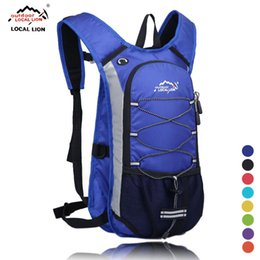 Wholesale Ultralight Bag - Hot Sale 12L Ultralight Outdoor Sport Backpack Bag Running Hiking Camping Trip Bag Bike Riding Bicycle Cycling trekking Knapsack Men Women
