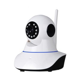 Wholesale Night Vision Wireless Camera System - Wireless WiFi HD 720P IP Camera Home Security Network CCTV Night Vision System