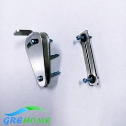 Wholesale Quality Wood Doors - High quality Barn wood sliding door Stainless steel lock