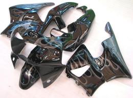 Wholesale Cbr 919 Fairings - New Hot FAIRING Set For HONDA 1998-1999 CBR900RR CBR 900RR CBR919RR 919 Plastic Kit 12.
