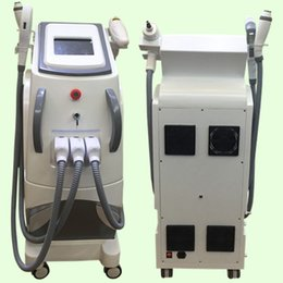 Wholesale New type E light hair removal red blood streak removal skin rejuvenation E light lifting ACNE treatment machine