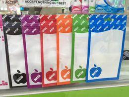 Mix Styles Zipper Lock Package Cable USB Accesorios de cargador de pared Retail OPP Paquete de embalaje Cajas de equipaje desde fabricantes
