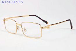 Wholesale Special Drive - 2017 Unisex Sunglasses Natural white buffalo horn glasses gold metal frames glasses clear lenses women brand designer sunglasses Special Edi
