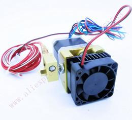Wholesale Mk8 Extruder - 12 24V Fan Makerbot 3D Printer MK8 Single Extruder MK8 Extruder 12V 24V Heater 100K NTC thermistor,1.75mm Makerbot   Reprap