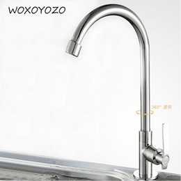 Wholesale Polished Chrome Bathroom Accessories - Wholesale- 2017 New Bathroom Basin Faucet Solid Brass Chrome Kitchen Bathtub Single Hole Sink Tap Deck Mounted Products Accessory