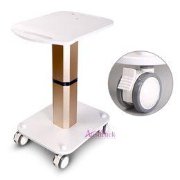 Carretilla del soporte de la carretilla de 4Models montada para la máquina ultrasónica de la belleza del masaje del RF de la cavitación desde fabricantes
