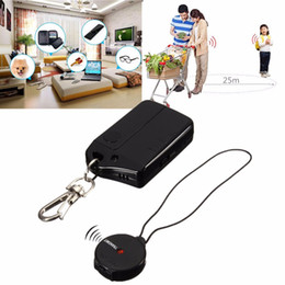 Wholesale Transmitters Receivers Finder - Brand New Anti-theft Anti-Lost Security Alarm Receiver ,Transmitter Key Finder Wireless