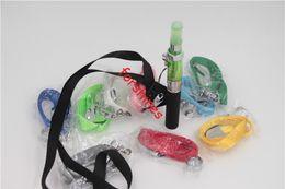 Wholesale Cheap Electronics Uk - epacket free shipping to USA UK Canada eGo Necklace Lanyard String Neck Chain eGo Ring Electronic Cigarette lanyard Chinese factory cheap