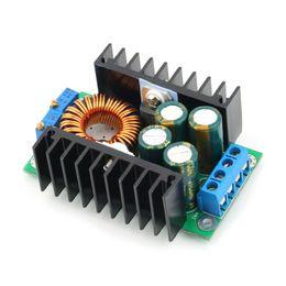 Wholesale 95 Cars - OSKJ High Capacity 95% Effeciency Step-down Power Voltage Car DC-DC CC CV Buck Converter Supply Module 7-32V to 0.8-28V 12A Low Wave