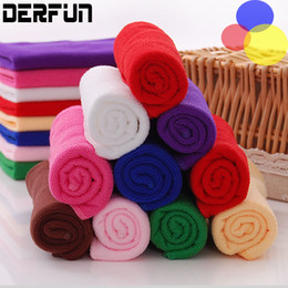 Wholesale Selling Hand Cleaner - Microfibre car wash clean towel 70 cm x 30 cm Cloth Hand Towel hot selling