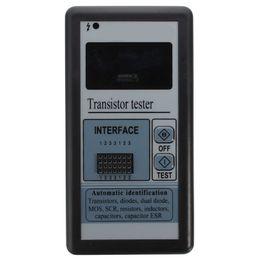 Al por mayor-Nueva llegada M328 Digital Component Transistor Tester Diodo Triod capacitancia ESR Meter 12864 de alta calidad desde fabricantes