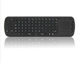 Wholesale Mini Rc12 - Hot Sale Google Chromecast Miracast Mini PC Android TV Stick Box Dongle Touchpad Bluetooth Wireless Wifi Keyboard Mouse RC12