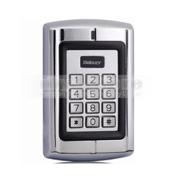 Wholesale Security For Door Lock - Door Lock Access Control Controller 125KHz RFID ID Metal Keypad Card Reader Security For House Office