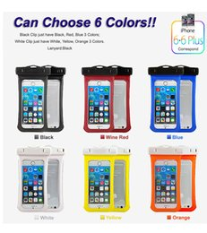 Wholesale Pvc Hot Water Bag - Hot sale PVC plastic dry bag waterproof case bag universal phone Bag pouch with compass bags for diving swimming for smartphone