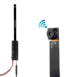 Wholesale Ip Camera Module Wifi - DIY Module Mini Spy Wifi Camera Mini Wireless P2P IP Camera Micro Secret Camcorders DVR Cam Spy Covert Candid Video Camera