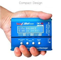 Wholesale Battery Charger 6a - B6 mini SKYRC Original B6 Mini 1-6S 6A multifunction balance charger (imax B6 mini)