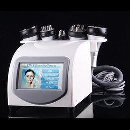 Wholesale Ultrasonic Body Shaping - Ultrasonic Cellulite Machine for Body Fat Reduction Body Shaping Face Lift with Liposuction Ultrasonic Cavitation Tripolar RF Strong Vacuum