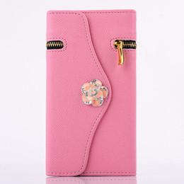 Кожаный чехол i6 онлайн-Бумажник телефон случаях для iPhone 6 6 S 6Plus стенд бумажник кожаный чехол крышка телефона с держателем карты для iphone6 i6 Plus