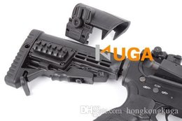 Wholesale Drss New - 2016 New Arrival Special Offer Stocks Black Ipsc Airsoftsports Gun Drss Caa Cbs Collapsible Butt Stock for Ar15 m16 Unmarking Black(ds1051a)