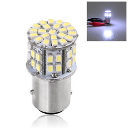 Wholesale Ford Brakes - DC12V 1157\1156 1206 3020 SMD 50 Led Car Light BAY15D P21 5W Auto Brake Light Bulb Lamps Xenon for ford Car Styling White