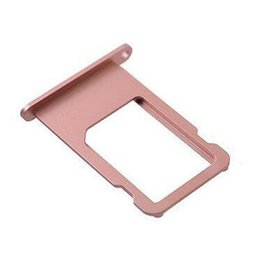 Wholesale New Sim Adapter - New Nano Sim Card Tray Adapter Holder 4 Color options Replacement Adapter iphone5s iphone 6 iphone6 plus