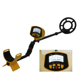 Wholesale Metal Search - Free shipment LCD display backlight MD-9020C professional metal detectors underground gold detector metal detectors gold treasure hunters