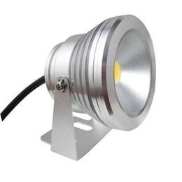 Светодиодный подводный свет LED 10W AC 110v 220v DC 12V Аквариумный фонтан Лампа для бассейна Свет IP68 Водонепроницаемый свет для мытья Теплые белые огни supplier spot pool led от Поставщики спот-пул