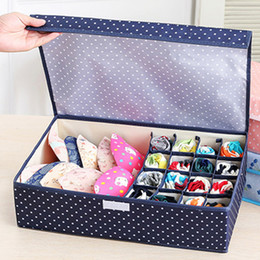 Wholesale Underwear Container - New Underwear Bra Storage Bags Travel Portable Protect Case Sorting Bag Holder Container Pouch Toiletry Organizer 404368122