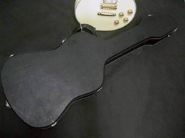 Wholesale Guitar Custom Shop Case - DW Custom Shop High Quality Modern Electric Guitar Hardcase Black (Not for Individual Sale)