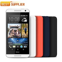 "Wholesale Wholesale Android Phones 4g - 2016 hot sale HTC Desire 610 Original Mobile phone 4.7"" Qual Core 1GB RAM 8GB ROM GPS WIFI 4G Android refurbished cell Phone"