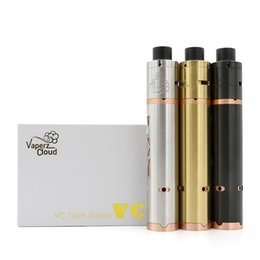 Wholesale Mini Vcm - 2016 VCM MOD copper  black vs X1 kits modwith rda newest hottest mechanical mod vcm mod with mini budda rda