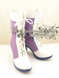 Wholesale Axis Accessories - Wholesale-APH Axis Powers Hetalia Prussia Eugenia Eunia Julchen Beillschmidt julche Cosplay Boots shoes shoe boot #NC407