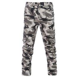 Wholesale Hanging Crotch - Wholesale-2016 HOT Dnine Autumn Army Fashion Hanging Crotch Jogger Pants Patchwork Harem Pants Men Crotch Big Camouflage Pants Trousers GG