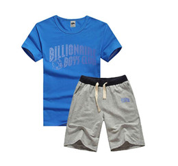 Wholesale Glow T - Summer Men bbc suit Top Tees Glowing set Short Sleeve Cotton T-shirt O-Neck Casual Print s-5xl