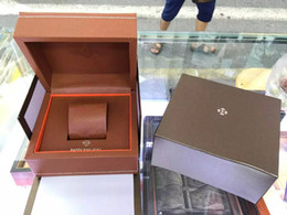 Wholesale Wallet Factory - 2016 NEW Luxury aaa Factory cheap Original box and certificat Luxury Blue With Watch Box Papers Card Wallet Boxes Cases Luxury Watches box