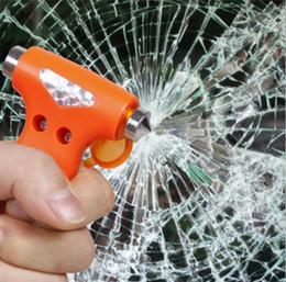 Emergência da janela do carro break break on-line-Martelo salva-vidas de ponta de ferramenta de escape de martelo de segurança automotiva Martelo de segurança combinação de carro de múltiplas funções de Windows quebrada