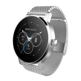 Wholesale Female Voice - SMA R Dual Bluetooth Smart Watch MTK2502 Heart Rate Monitor Fitness Tracker   Siri Voice Control   Info Push for Android iOS