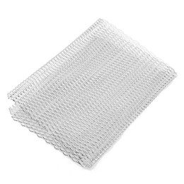Wholesale Mesh Grills For Cars - 100 x 33cm Silver Universal Aluminum Alloy Grille Net Mesh Grill Section For Car Auto