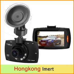 "Wholesale Vision Dvd - Car dvd New Car DVR Camera G30 2.7"" Full HD 1080P Registrator Recorder Motion Detection Night Vision G-Sensor Dash Cam"