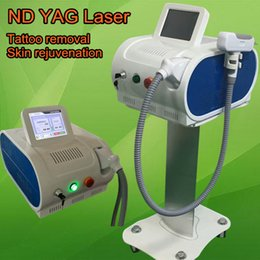 Wholesale Shop Tattoos - Q switch machine nd yag laser beauty system types online wholesale shop tattoo removal skin rejuvenation