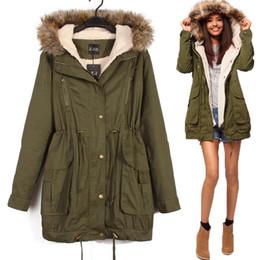 Wholesale Womens Plus Size Winter Jacket - Winter jacket for woman 2016 Fashion Womens Winter Coat Arctic velvet Winter Hooded Long Down Jacket Outdoor Warm Plus Size Snow Wear Coat