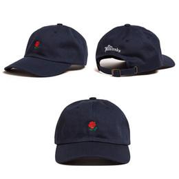 Wholesale Trucker Hat Style Men - fashion style The Hundreds rose cap drake 6 god pray hand snapback baseball cap men women gold owl denim hat fitted trucker hat