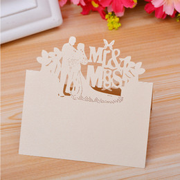 Wholesale Wedding Present Diy - Han Edition Paper Carving Wedding Creative Wedding Presents Teachers Stereo Wedding Invitation Card DIY Carving Wedding Decorations