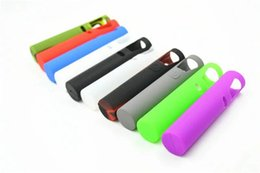 Wholesale Design Ego - 20pcs Ego Aio Silicone Case Silicon Cases Colorful Rubber Sleeve Protective Cover Skin For Joyetech ego Aio Starter Kit All In One Design