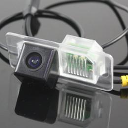 Bmw camara de vision nocturna online-Para BMW 2 F22 F45 Cámara de visión trasera / Copia de seguridad de estacionamiento Cámara HD CCD Visión nocturna